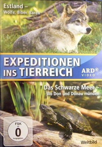Estland - Wölfe, Biber, Bären + Das Schwarze Meer - Wo Don und Donau münden