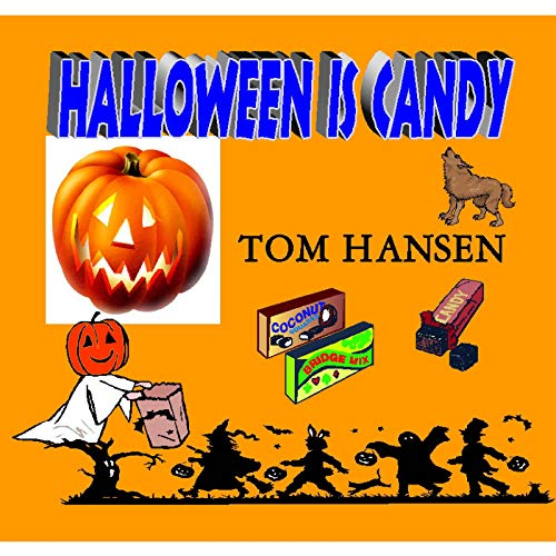 Halloween Is Candy