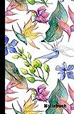 Notizbuch: Das linierte Gedankenbuch im A5 Format | Auch als Tagebuch zum reinschreiben nutzbar | Super süßes & schönes Design | Sei kreativ und schreibe Deine Gedanken nieder