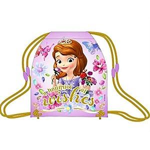 Compatible avec GUIZMAX Bolso Flexible La Princesa Sofia, Mochila Tela