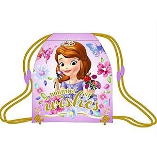 GUIZMAX Bolso Flexible La Princesa Sofia, Mochila Tela