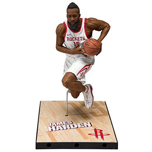 McFarlane NBA Series 31 JAMES HARDEN #13 - Houston Rockets Figur