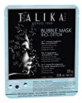 A foaming mask with thousands of micro-bubbles. When it comes into contact with your skin, the Bubble Mask Bio-Detox's charcoal fabric foams with hundreds and thousands of oxygen micro-bubbles. A fine white, dense foam forms, enveloping your face in ...