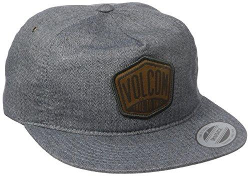 volcom-d5511638-casquette-de-baseball-homme-bleu-navy-taille-unique-taille-fabricant-one-size