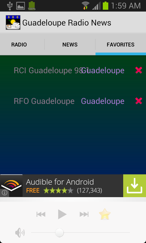 RADIO RCI GUADELOUPE TÉLÉCHARGER
