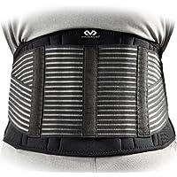 McDavid 493 - Protector de espalda, negro, L
