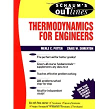 Schaum's Outline of Engineering Thermodynamics (Schaum's Interactive Outline S.)