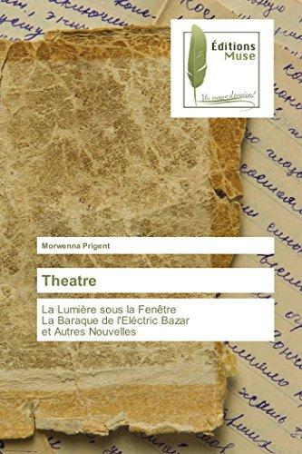 Theatre par Morwenna Prigent