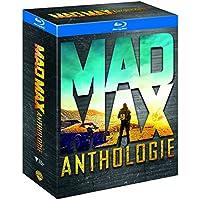 Mad Max Anthologie - Coffret Blu-Ray