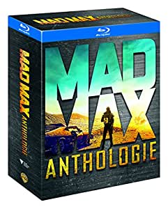 Mad Max Anthologie - Coffret Blu-Ray [Blu-ray]