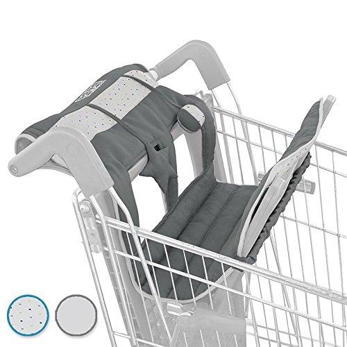 Einkaufswagen Hygieneschutz für das Kind platzsparend in der