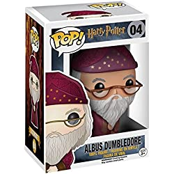 Funko POP! Harry Potter: Albus Dumbledore traje rosa