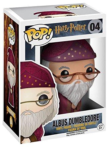 Figurine Funko Pop! Harry Potter - Albus Dumbledore
