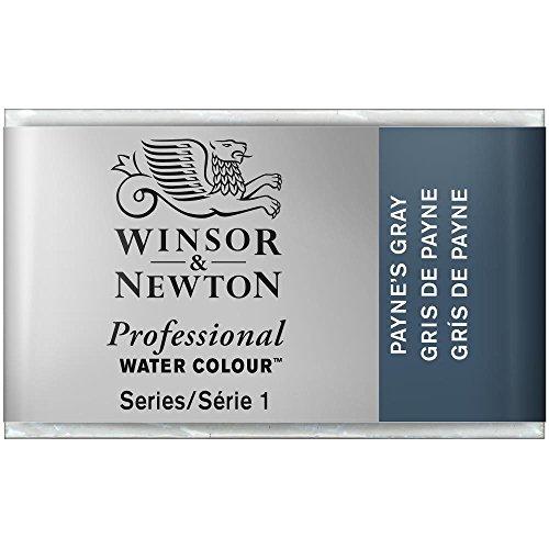 Windsor & newton artista acquerello sala pan 465 pay bisogno di grigio (giappone import)
