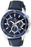 Casio Edifice Analog Blue Dial Men's Watch-EFR-552L-2AVUDF (EX278)
