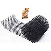 Tapón para excavación de vida silvestre para gatos, para interiores y exteriores, resistente a la intemperie, para mantener a los gatos lejos de los pinchos y la almohadilla de disuasión