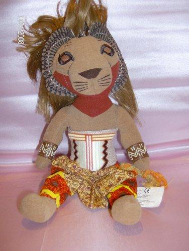 Preisvergleich Produktbild The Lion King-Simba-Musical