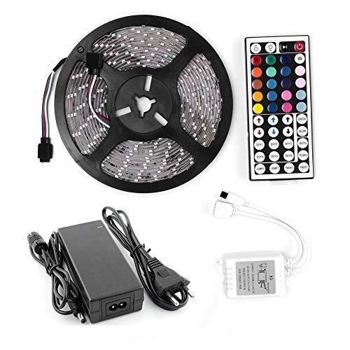 10M(5MX2) 120W IP20 LED Strip RGB SMD 5050 60 LED/m Streifen Strip Band Leiste+Controller+Trafo