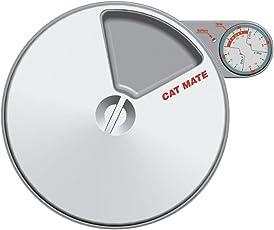 Cat Mate Futterautomat C50 für fünf Mahlzeiten