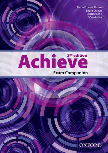 Achieve: Exam Companion by Airton Pozo de Mattos (2015-07-16)