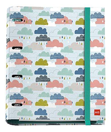 miquelrius-20139-folder-4-rings-with-25-mm-pad-multi-colour