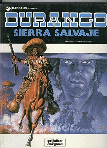 Durango numero 05: Sierra salvaje