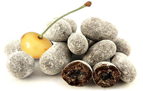 Warm Cherry-tv (Edelmond Bio Goldkirsche in Zartbitter Schokolade aus Edel-Kakaobohnen. Vegan und Fair-Trade ohne Emulgatoren.)