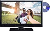 Telefunken XH20A101D 51 cm (20 Zoll) Fernseher (HD Ready, Triple Tuner, DVD-Player) schwarz für Telefunken XH20A101D 51 cm (20 Zoll) Fernseher (HD Ready, Triple Tuner, DVD-Player) schwarz