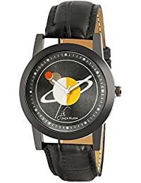 Jack Klein Black Space Edition Graphic Watch