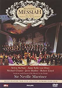 Handel - Messiah - The 250th Anniversary Performance / Marriner, Academy and Chorus of St. Martin in the Fields