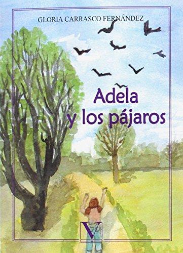 Portada del libro ADELA Y LOS PÁJAROS