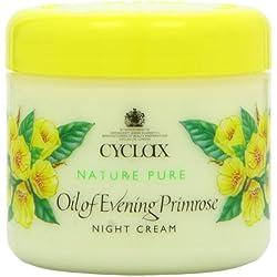 Cyclax Naturaleza Aceite Puro de Crema de onagra 300ml Noche