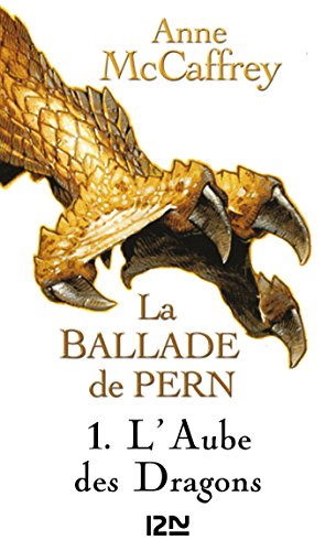 La ballade de Pern tome 1 - extrait offert