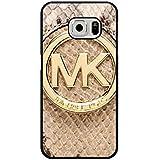Michael Kors Phone coques,Protective Samsung Galaxy S7 Edge Phone Cover,Fashion Brand MK Customized Plastic coque for Samsung Galaxy S7 Edge