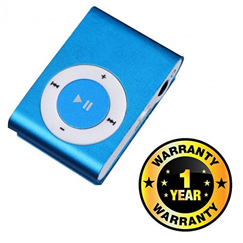Rhobos iPod Clip MP3 Player With Stylish Design (One Year Warranty)