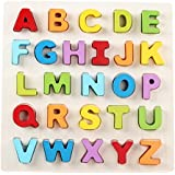 Celebrationgift Home Soul Wooden Board Alphabet Puzzles For Kids