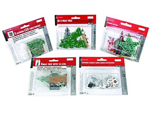 VELLEMAN - MKSET2 Minikits Seasonal mini-kit Geschenk Pack 840503