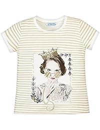 134745de1 Amazon.es  Camisetas Rayas - Mayoral   Niña  Ropa
