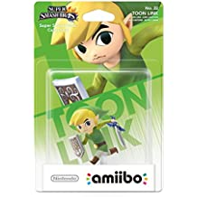 Amiibo 'Super Smash Bros' - Link Cartoon