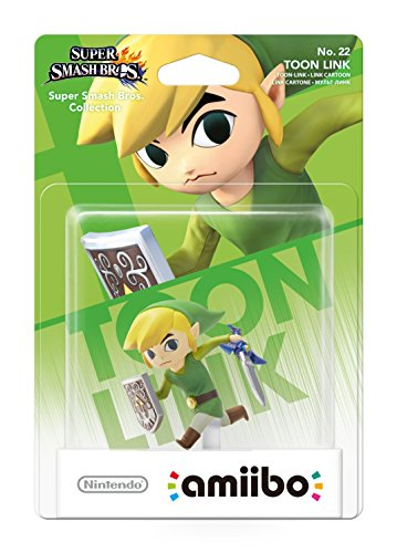 Toon Link Amiibo (Super Smash Bros.)