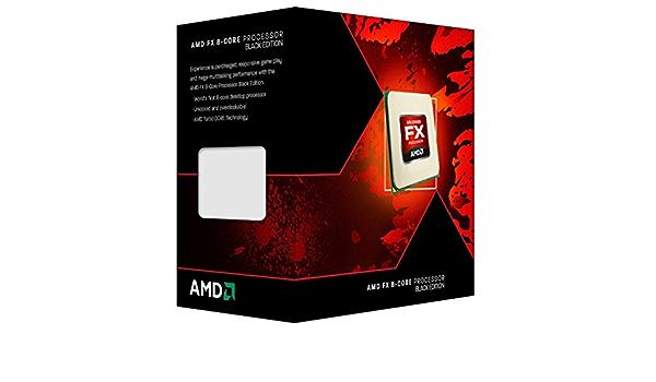Amd 8350 Amd Fx 8350 Black Edition Vishera 8 Core Computer Zubehör