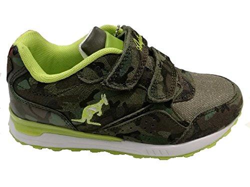 AUSTRALIAN , Chaussures de gymnastique pour garçon Vert