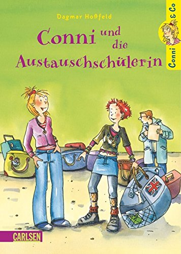 Conni und die Austauschschülerin (Conni & Co, Band 3)