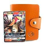 Carte Pokemon LEGENDE ENTEI GX 180 PV 10a/73 en français avec Cadeau bonus 1 porte-cartes universel Lagiwa®