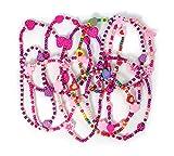 Prinzessin-Armbänder für Mädchen, ideal für Geschenktüten auf Geburtstagspartys Bewertung und Vergleich