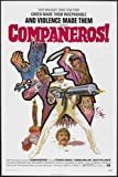 Companeros Poster 01 A3 Box Canvas Print