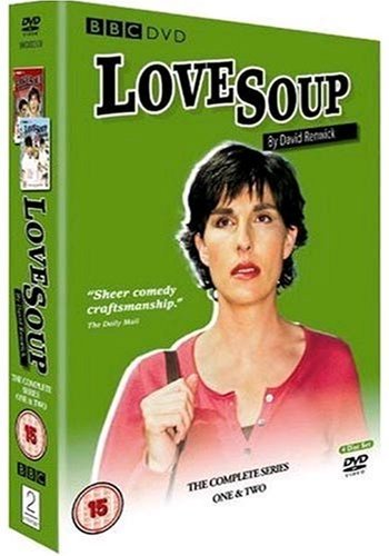 Love Soup (Complete Series 1 & 2) - 4-DVD Box Set ( Love Soup - Complete Series One and Two ) [ NON-USA FORMAT, PAL, Reg.2.4 Import - United Kingdom ] by Mark Heap