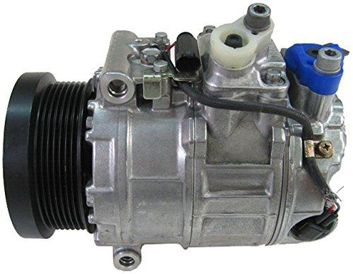 Preisvergleich Produktbild BEHR HELLA SERVICE 8FK 351 105-141 *** PREMIUM LINE *** Kompressor,  Klimaanlage