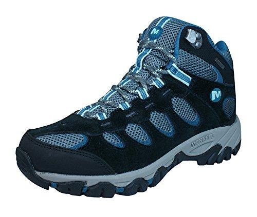 Merrell RIDGEPASS MID GORE-TEX ® Stivali da trekking da donna Black