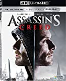 Assassin's Creed 2017 4K Ultra HD Blu-ray + Blu-ray Available now Region free